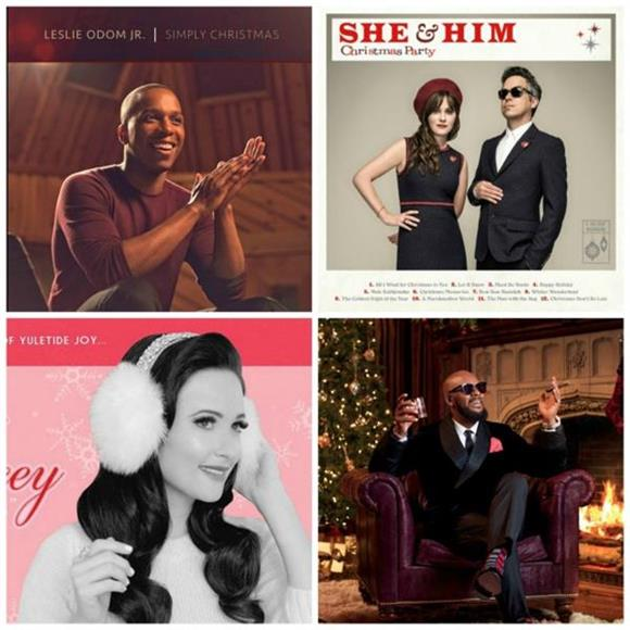 7 New Holiday Albums To Get You In The Spirit