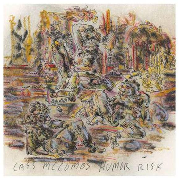 Cass McCombs Humor Risk