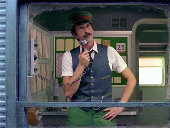 H&M Brings Back Holiday Joy in Wes Anderson-Directed Mini Film Starring Adrien Brody