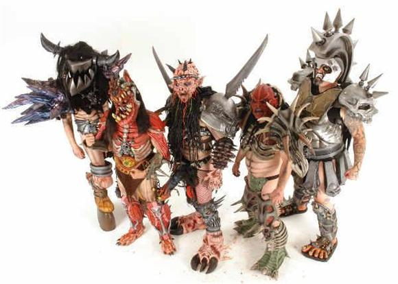 fun of the day: gwar and sarah palin