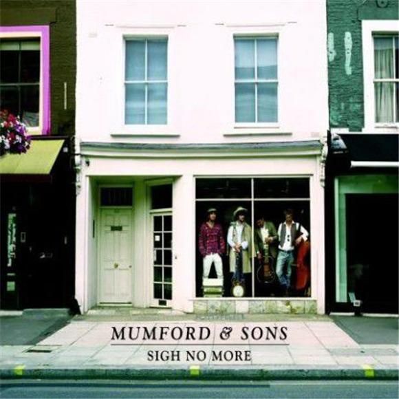 album review: mumford and sons