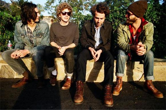 Now Playing:  Dawes