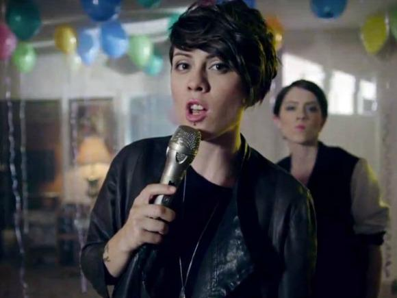 Tegan and Sara's 'Closer' Video and Its Making