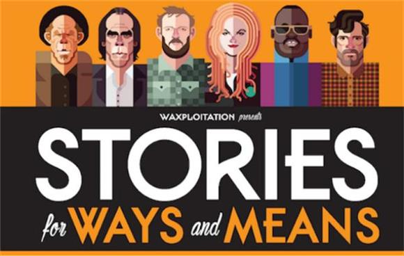 Justin Vernon, Nick Cave, Tom Waits And More Contribute To Collaborative Art Project 'Stories For Ways and Means'