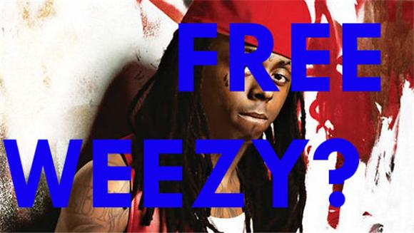 free weezy of the day: old presidents and rappers