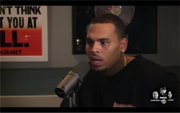 Chris Brown Repents But Not Really