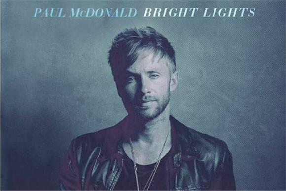 Premiere: Paul McDonald 'Bright Lights'