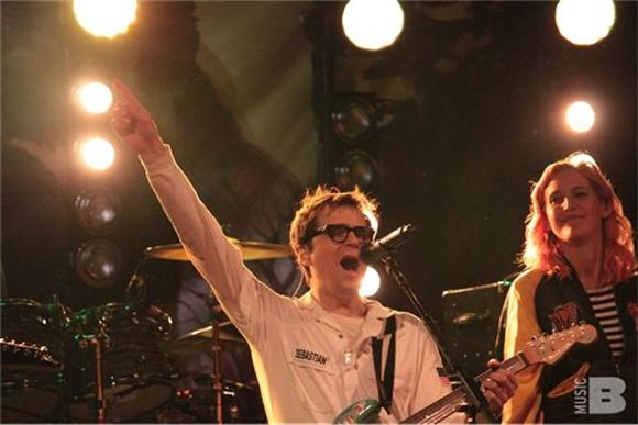 Out And About: Weezer At Bowery Ballroom