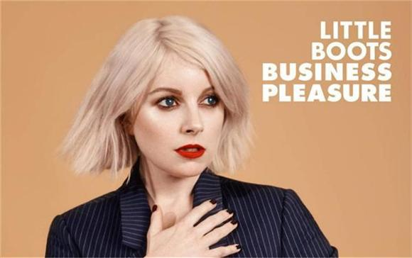 Little Boots Announces EP, Releases New Track