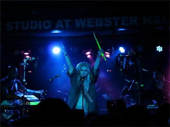Hayley Kiyoko Turns Sold Out Webster Hall Into Intimate Dance