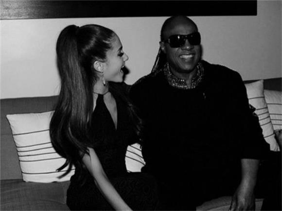 Stevie Wonder & Ariana Grande's Collaboration Is Here... Wait, What?