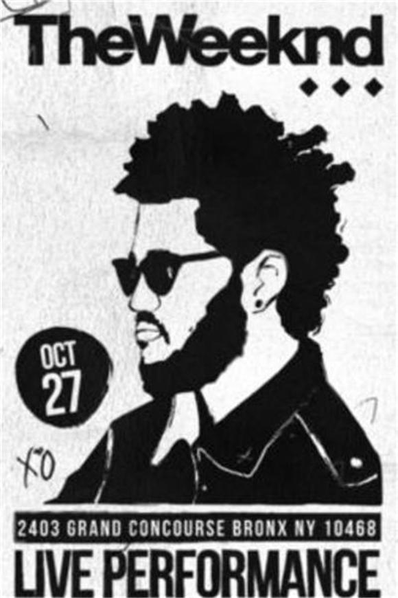 Before the Storm: The Weeknd at Paradise Theater