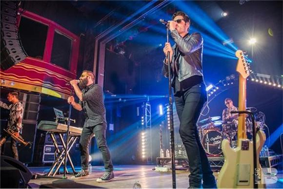Out And About: Capital Cities At Webster Hall