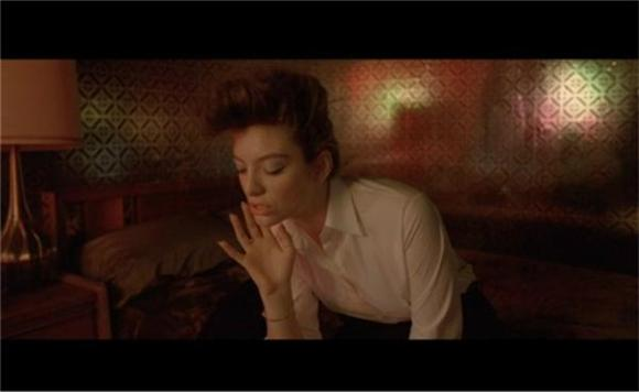 Watch: Lorde's 'Yellow Flicker Beat'