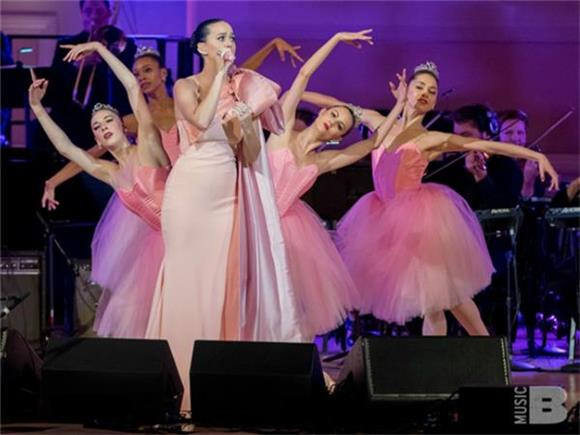An Evening Of Transcendence With Katy Perry And Sting: The David Lynch Foundation At Carnegie Hall