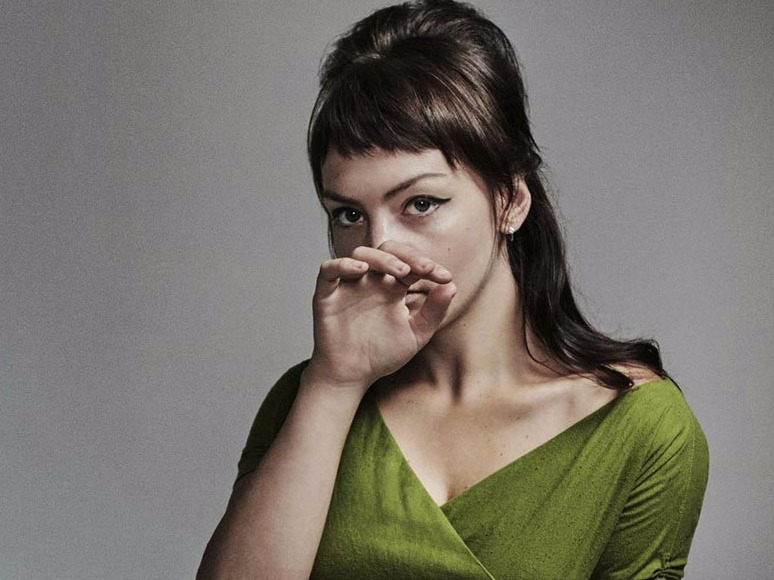Angel Olsen's 'Sans' Gives Us A Taste Of What To Expect On New Album