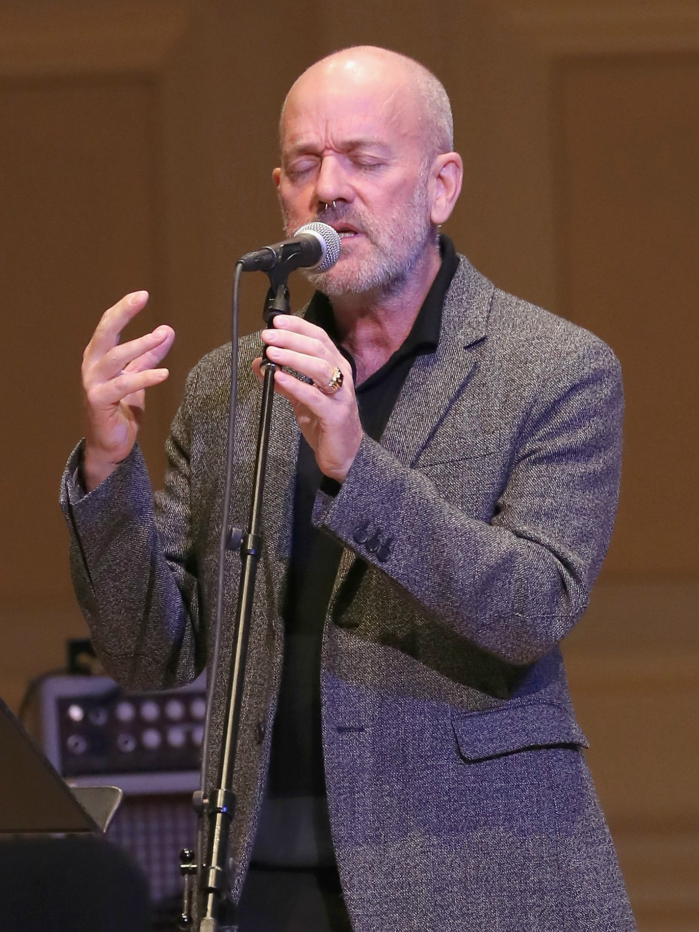 pathway to paris michael stipe carnegie hall