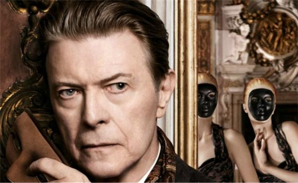 David Bowie Performs In New Louis Vuitton Ad