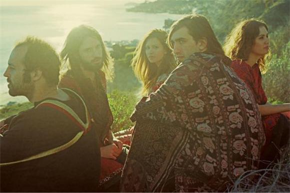 Sequin Muumuus and Taxidermy:Crystal Fighters Get Weird In Williamsburg