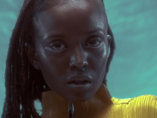 Kelela's Hair Comes To Life in New 'Blue Light' Video