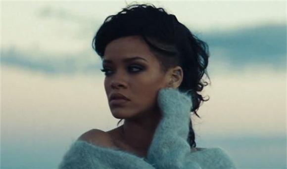Rihanna's Diamond Studded New Video
