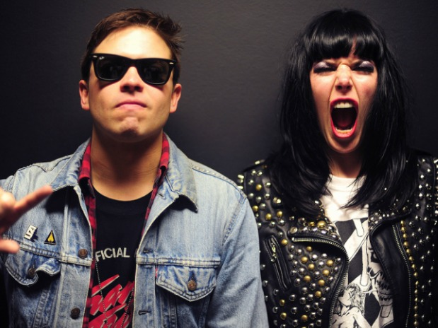 5 Artists to Check Out if You're Stoked for Sleigh Bells' New Album Tomorrow