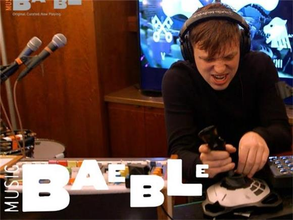 THROWBACK THURSDAY: A Bands + Brews Session with Robert Delong