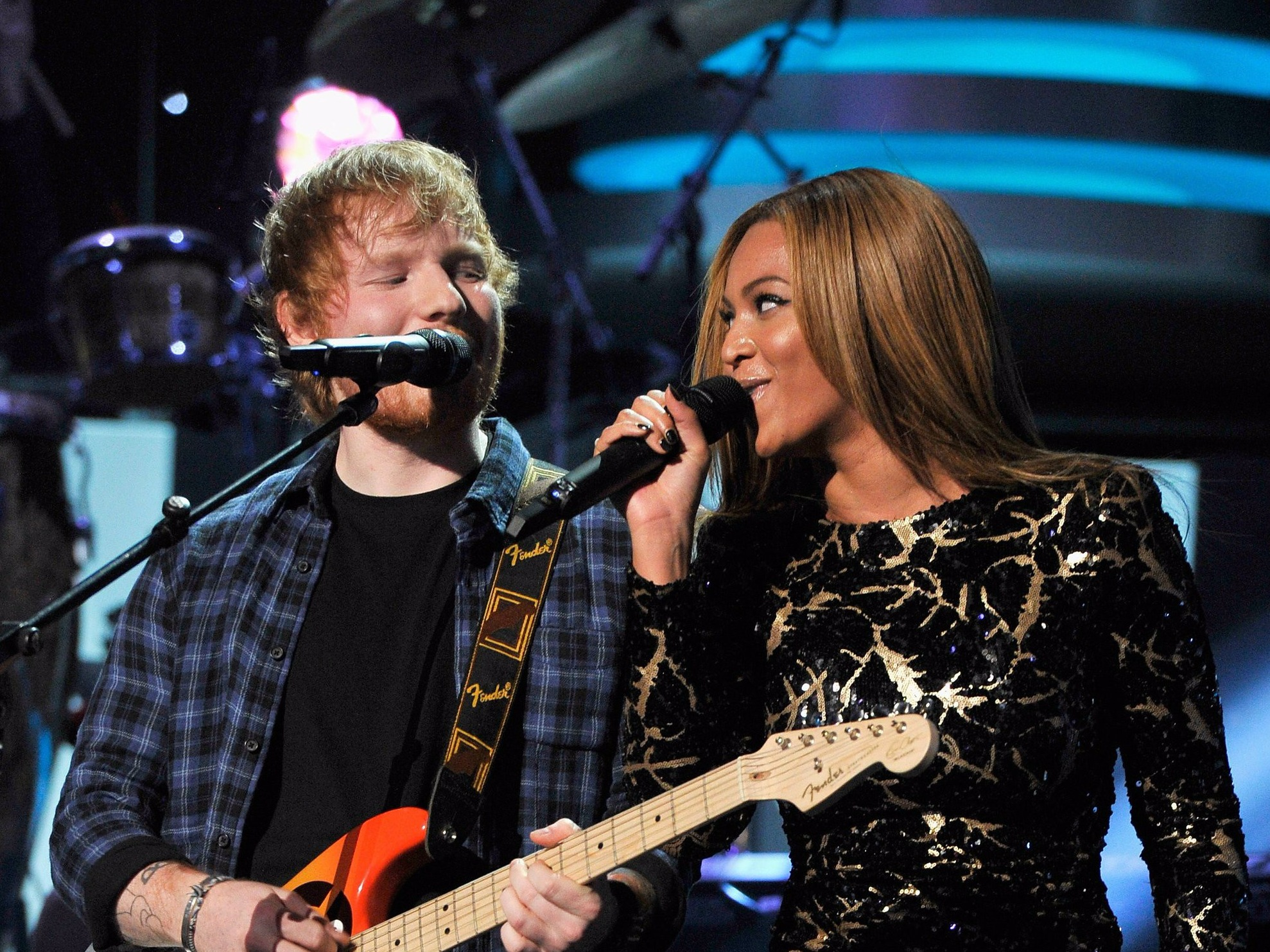 Ed Sheeran releases 'Perfect' remix with Beyonce