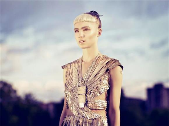 Dig A New Mini Documentary On Grimes