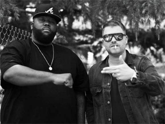 Run the Jewels Go Hard On Kimmel
