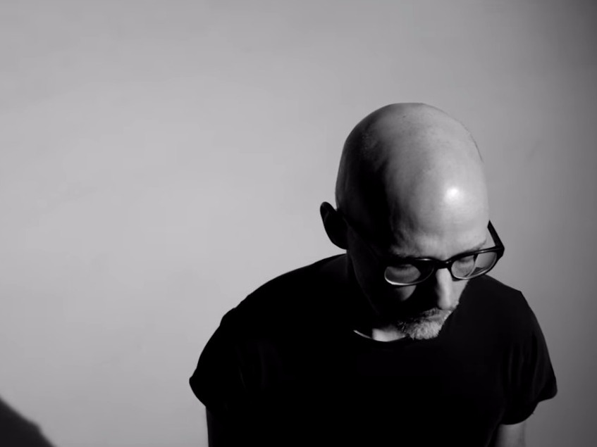 Moby Announces New Album With Song/Video 'Like A Motherless Child'