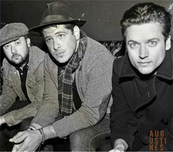 Single Serving: Augustines Break Shackles in 'Now You Are Free'
