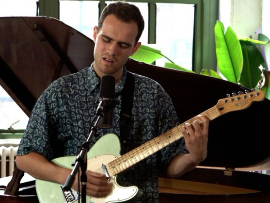 NOW PLAYING: A Baeble NEXT Session With Jordan Rakei