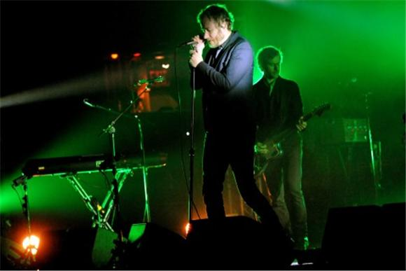 Out and About: The National