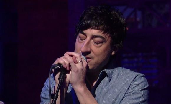Grizzly Bear Plays 'Yet Again' on Letterman