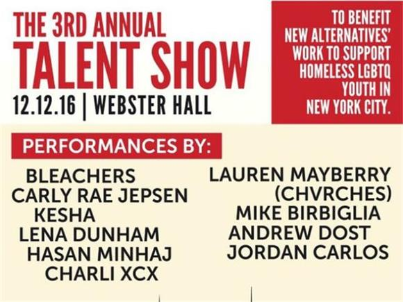 Lorde, Carly Rae Jepsen, Charli XCX, Bleachers and More Performed at The Ally Coalition Talent Show