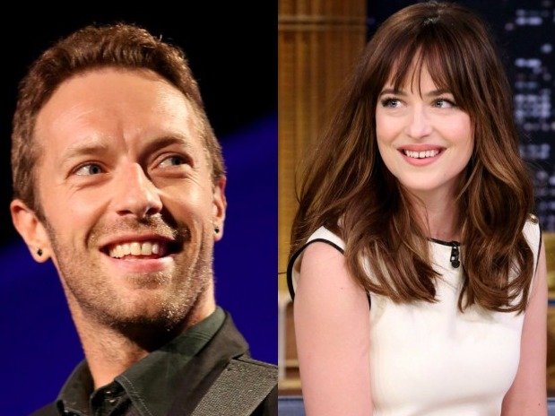 Chris Martin and Dakota Johnson reportedly dating
