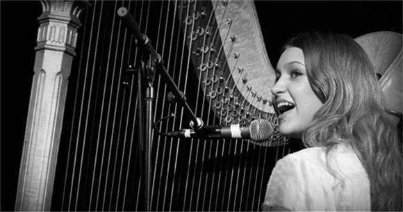 late night: joanna newsom