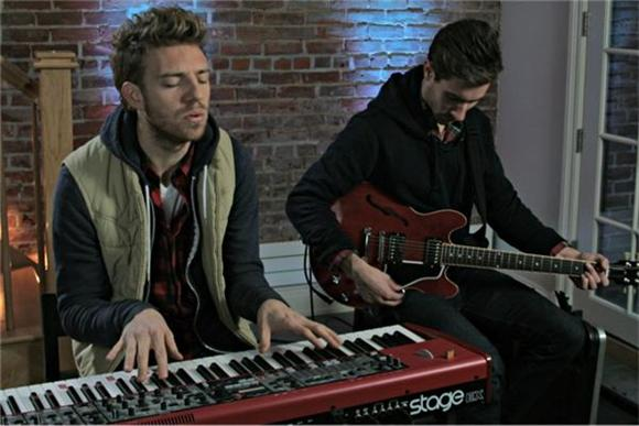 COMING SOON: A Session with Andrew Belle