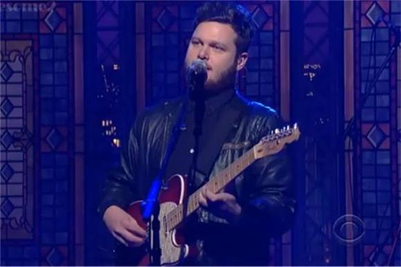 Alt-J Unleashes Some 'Fitzpleasure' on Letterman