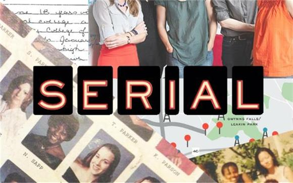 SERIAL Original Score Now Available On iTunes