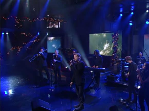 Michael C Hall Stuns With Performance of David Bowie's 'Lazarus' On Colbert