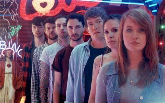 Chatting with Los Campesinos!