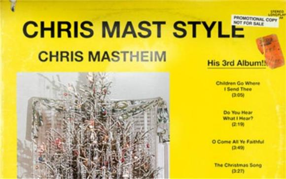 Single Serving Of Holiday Cheer: Chris Mastheim 'Children Go Where I Send Thee'