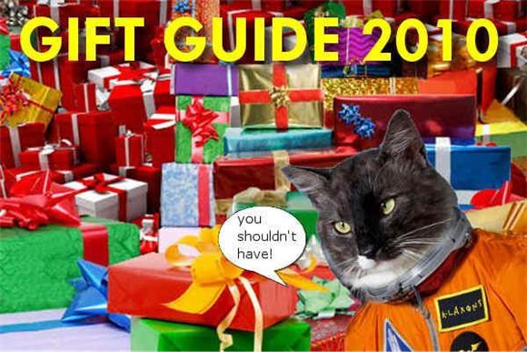 gift guide 2010