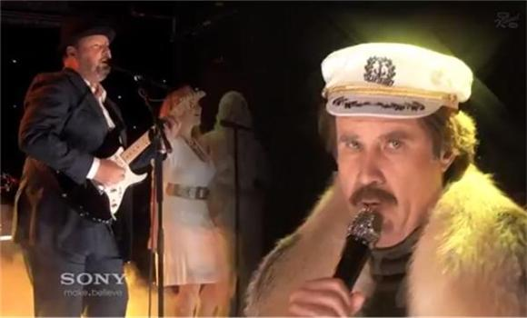 Ron Burgundy and Christopher Cross's Painful Performance on Kimmel