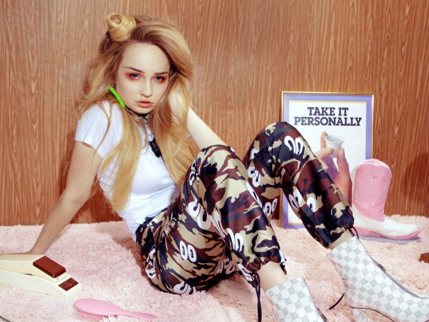 SONG OF THE DAY: 'Faded' by Kim Petras ft. Lil Aaron