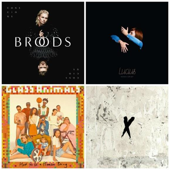 15 Albums You May Have Missed In 2016