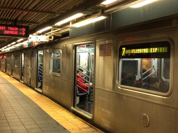 5 Lyrics That Describe Everyone's Thoughts During Peak Hour on the NYC Subway