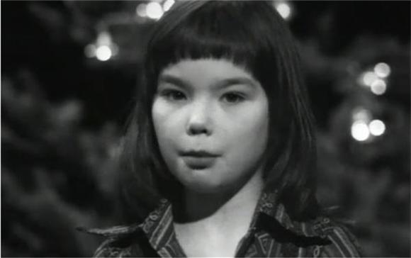 Watch 11-Year-Old Bjork Read The Nativity Story